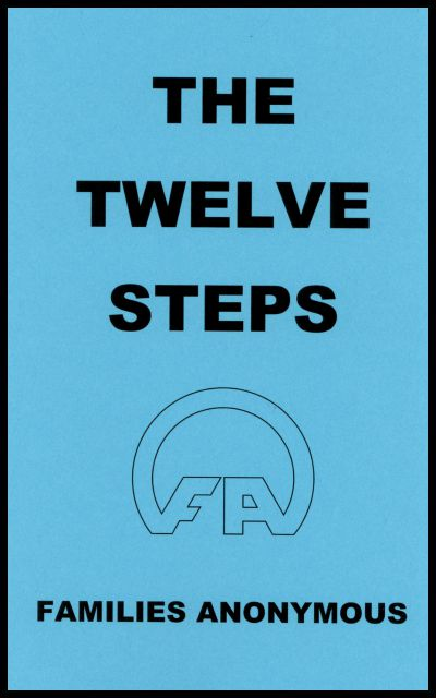 #1004 The Twelve Steps of FA
