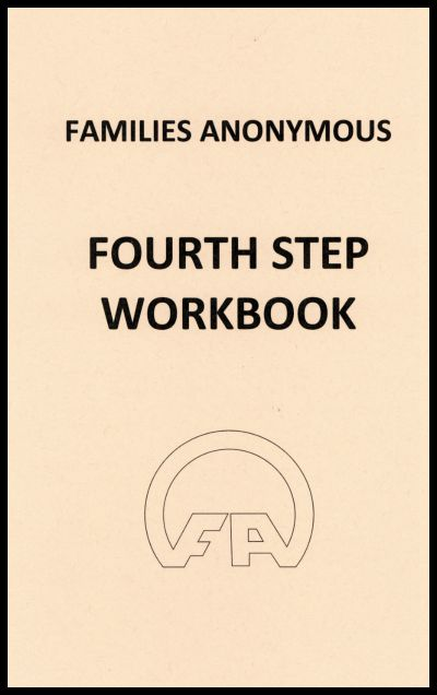 #1006 Fourth Step Workbook