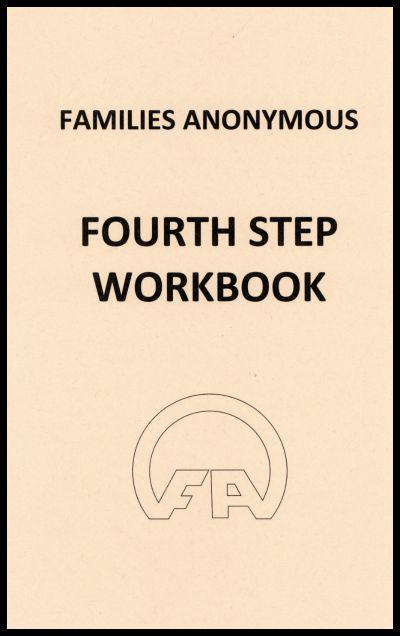 #1006 Fourth Step Workbook