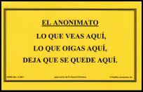 #5008S El Anonimato