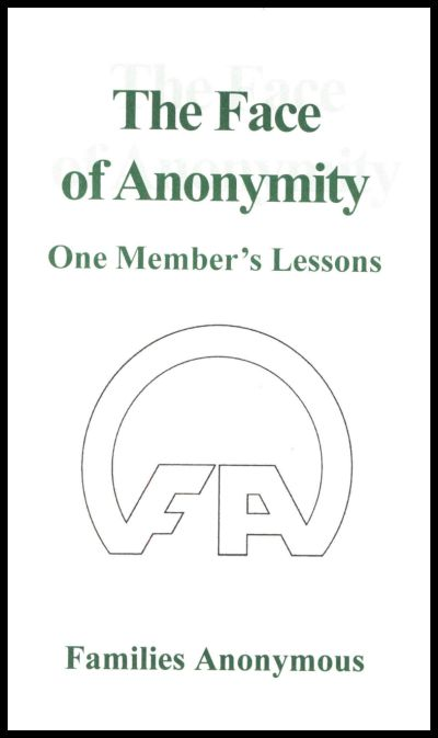 #5014 The Face of Anonymity