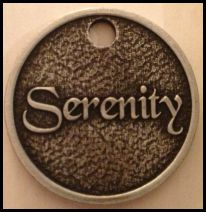 #3051 Serenity Medallion