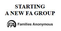 #8004 Starting a New FA Group