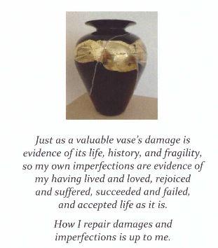 #2016 - The Broken Vase